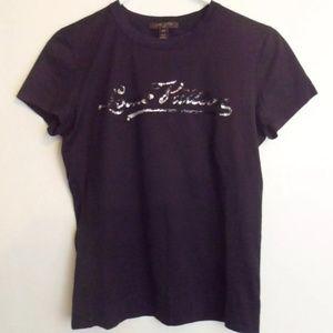 Louis Vuitton Sequin T Shirt